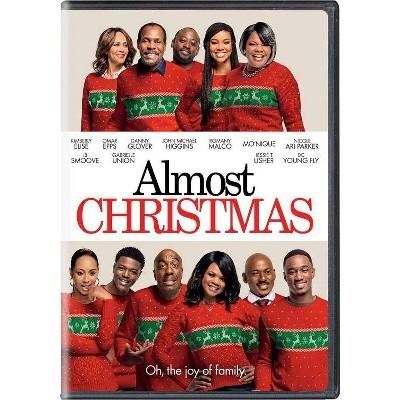 Almost Christmas (DVD)