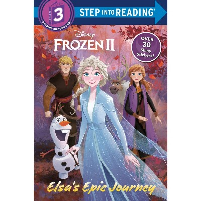 FROZEN 2 DELUXE SIR #1 - by Susan Amerikaner (Paperback)