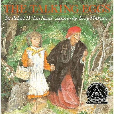 The Talking Eggs - by  Robert D San Souci (Hardcover)