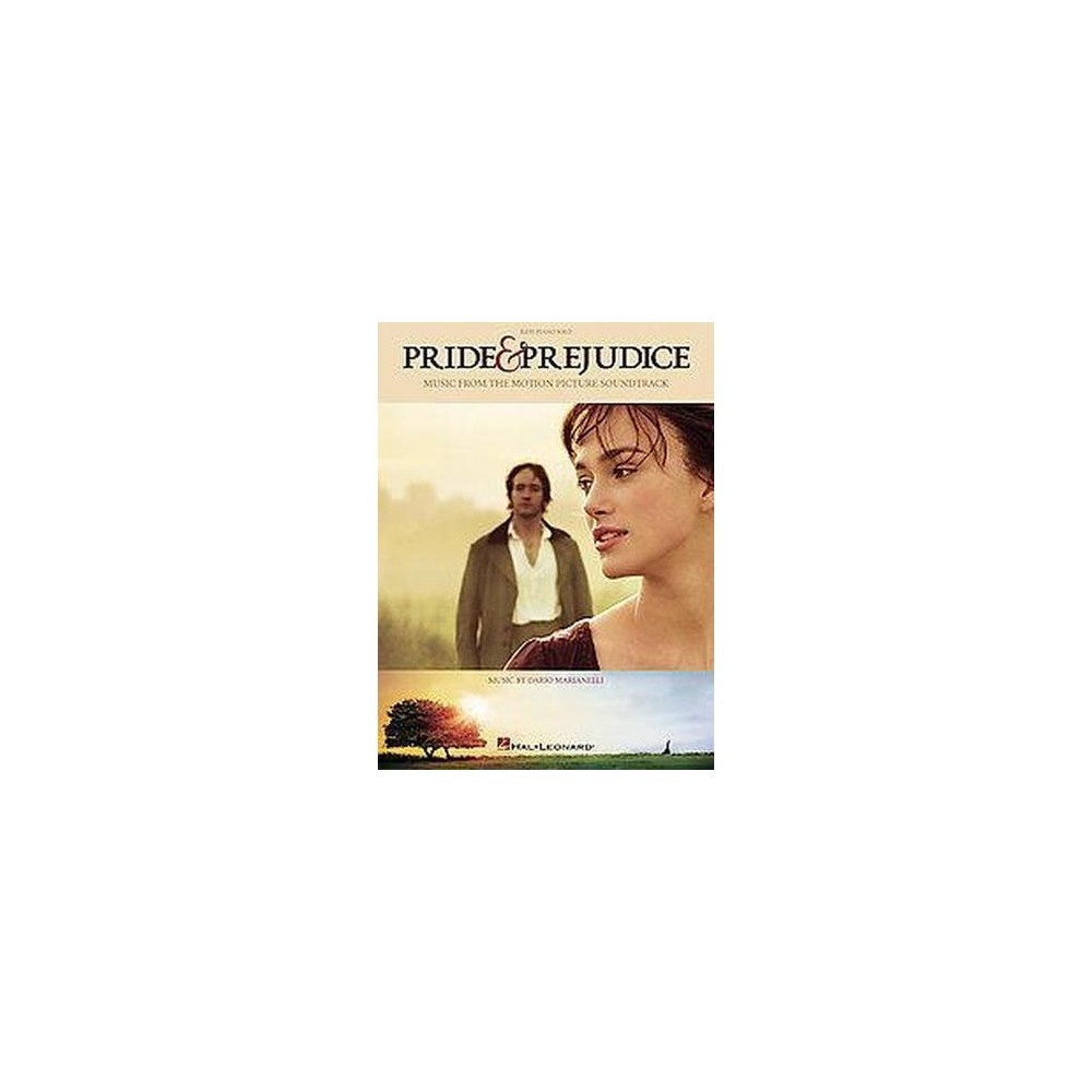 Pride & Prejudice : Music from the Motion Picture Soundtrack: Easy Piano Solo (Paperback)