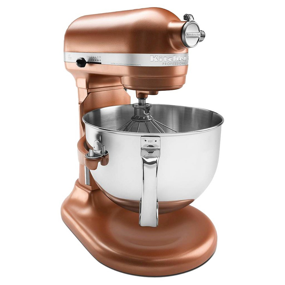 KitchenAid Professional 600 Series 6-Quart Bowl-Lift Stand Mixer – KP26M1X, Brown 50398924