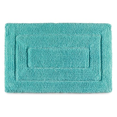 Kassatex Kassadesign Bright's Bath Rug - Caribbean Blue (20 x 32 )