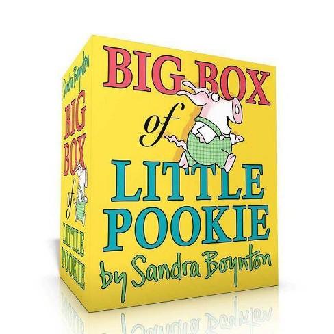 Big Box of Little Pookie - by  Sandra Boynton (Board_book) - image 1 of 1