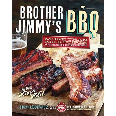 Brother Jimmy's BBQ - by  Josh Lebowitz & Eva Pesantez (Paperback) - image 1 of 1