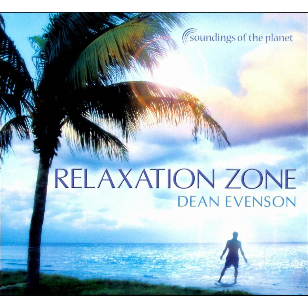 Dean Evenson - Relaxation Zone (CD)