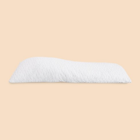 Coop Home Goods The Body Pillow - Adjustable Memory Foam Pillow - image 1 of 4