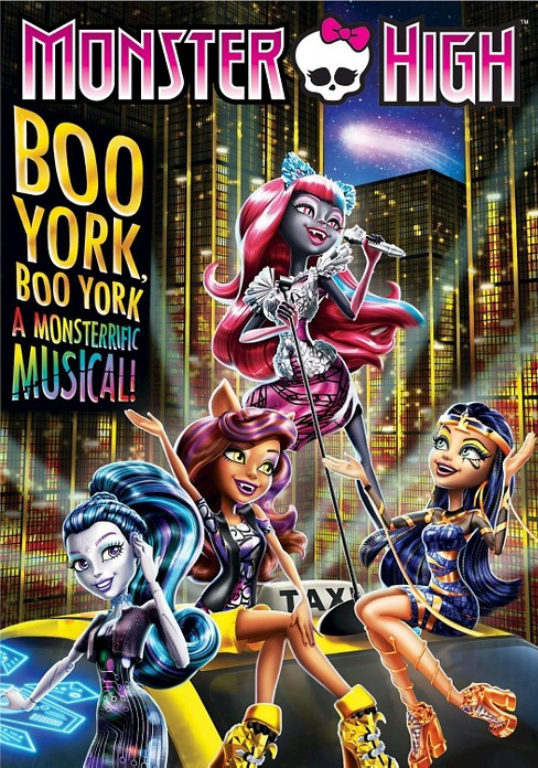 Monster High: Boo York, Boo York - image 1 of 1