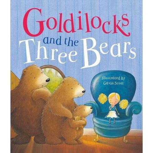 Goldilocks and the Three Bears - (Hardcover) - image 1 of 1