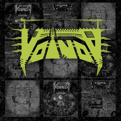 Voivod - Build Your Weapons:Very Best Of The N (CD) - image 1 of 1