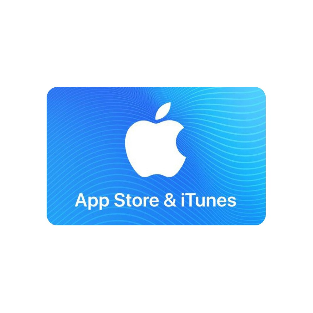 """$100 App Store & iTunes (Email Delivery) One card, millions of ways to enjoy it. Use the App Store and iTunes Gift Card to get apps, games, music, movies and TV shows. Available in a variety of denominations - spend it on in-app content, books, TV show subscriptions or even iCloud storage to secure files from all your Apple devices. You cannot use a Target GiftCard to purchase this card in store or on Target.com. Valid only on purchases made in the U.S. from Apple Media Services. Use requires an Apple ID and prior acceptance of license and usage terms. Not redeemable for cash, for resale, for shipments outside the U.S. and no refunds or exchanges (except as required by law). Data collection and use subject to Apple's Privacy Policy; see apple.com/privacy. Neither Apple nor Issuer is responsible for any loss or damage resulting from lost or stolen cards or for use without permission. Void where prohibited. Terms apply; see apple.com/us/go/legal/gc. App Store and iTunes gift cards are issued and managed by Apple Value Services (""""Issuer""""). © 2018 Apple Inc. All rights reserved."""