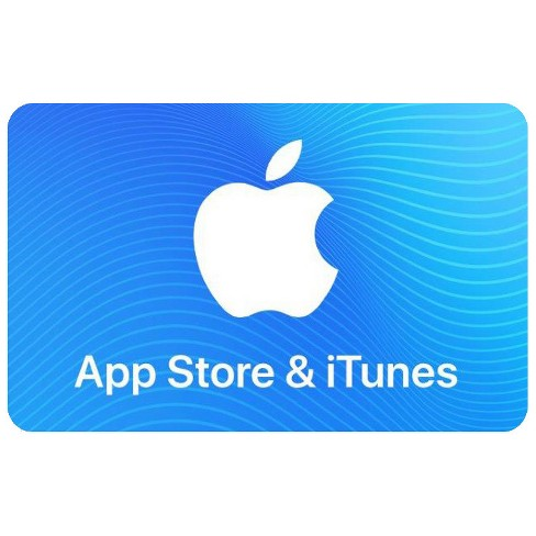 App Store & iTunes Gift Card (Email Delivery) - image 1 of 1