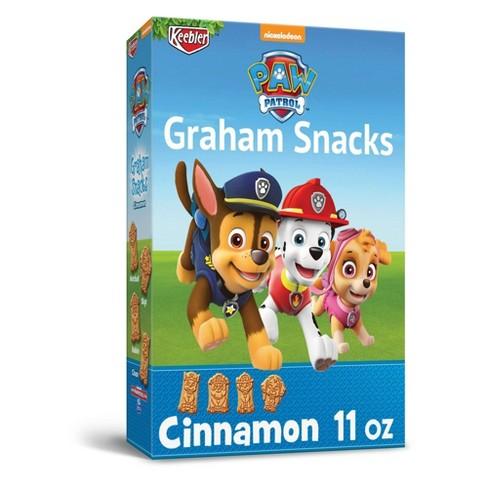 Keebler PAW Patrol Cinnamon Graham Snacks - 11oz - image 1 of 4