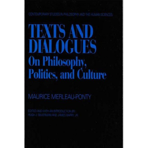 Texts and Dialogues - (Contemporary Studies in Philosophy and the Human Sciences) 2 Edition (Paperback) - image 1 of 1