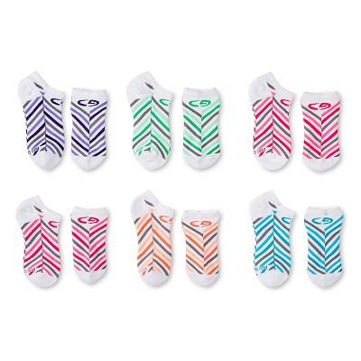 Girls 6pk Shapes Athletic Socks – C9 Champion Pink L – Target Inventory  Checker – BrickSeek