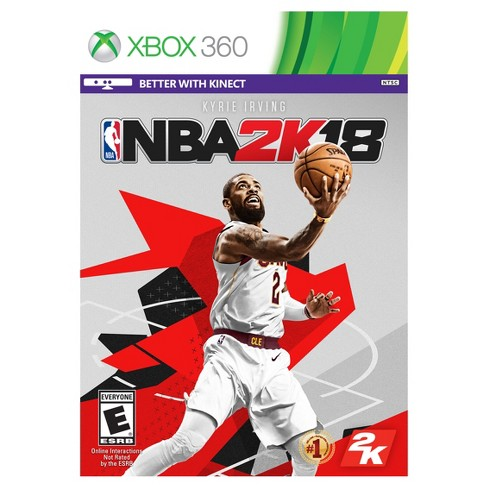 NBA 2K18 Early-Tip Off Edition - Xbox 360 - image 1 of 2