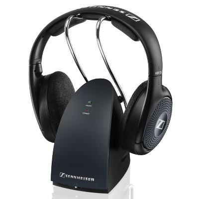 Sennheiser RS135-9 Open Supra-Aural Wireless Headphone System (Black)