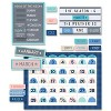 Creative Teaching Press Calm & Cool Calendar Bulletin Board Set 2 Sets CTP8595-2 - image 2 of 2