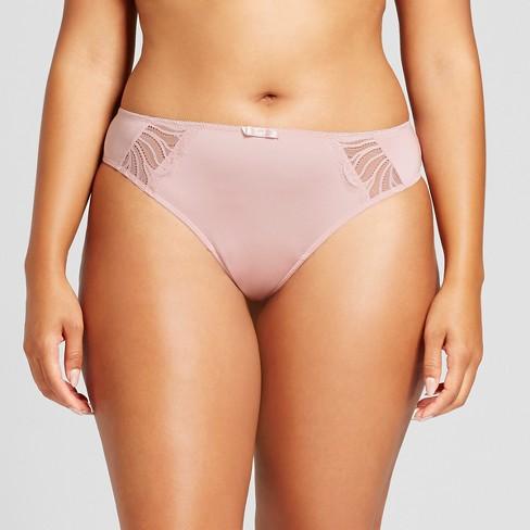 3e70a1aeb8326 Women s Plus Size Thong - Ava   Viv™ Duxty Rose - X   Target