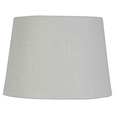Elevated Texture Lamp Shade Sour Cream - Threshold™
