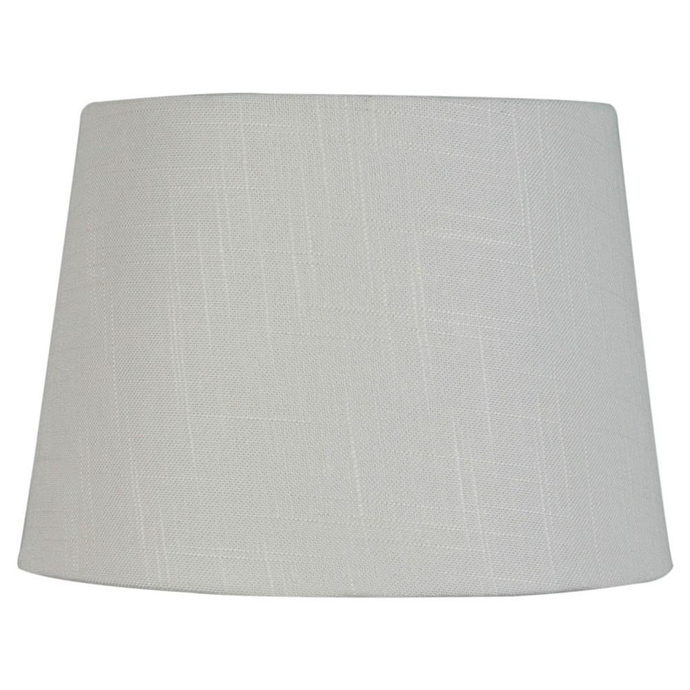 Elevated Texture Lamp Shade Sour Cream - Threshold