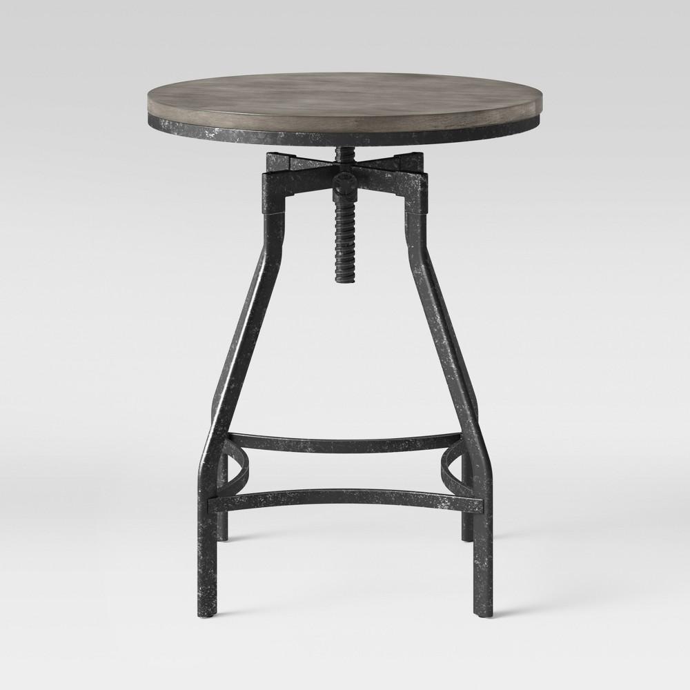 Woodsboro Dining Table Gray - Threshold