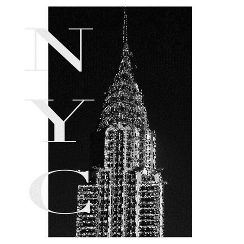 New York City Journal - by  Sir Michael Huhn & Michael Huhn (Paperback) - image 1 of 1