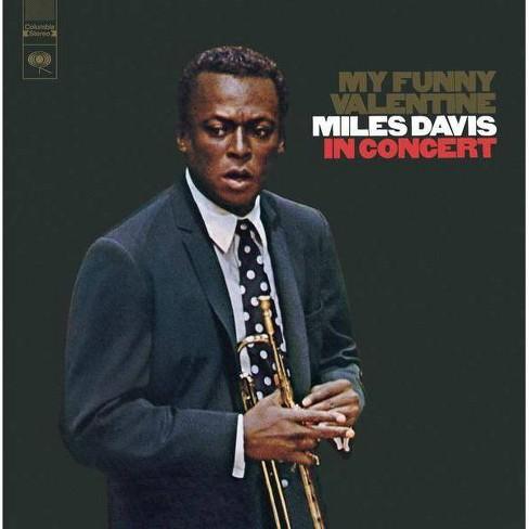 Miles Davis - My Funny Valentine (CD) - image 1 of 1