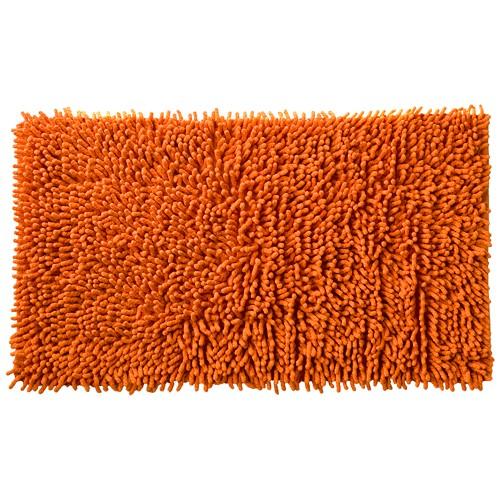All That Jazz Fuzzy Bath Rug Orange - Creative Bath