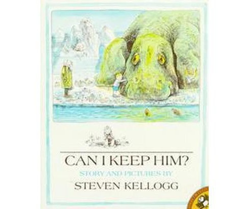 Can I Keep Him? (Paperback) (Steven Kellogg) - image 1 of 1