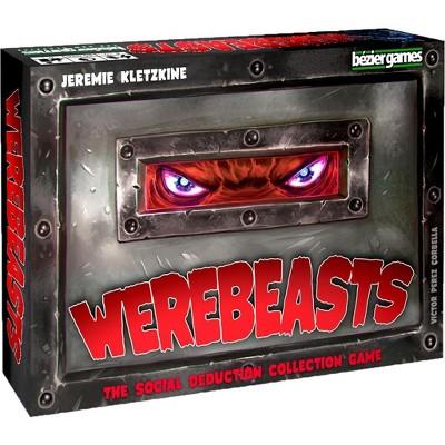 Werebeasts Board Game