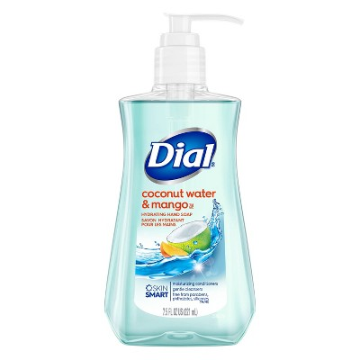 Hand Soap: Dial