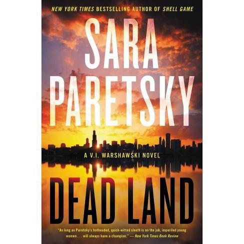 Dead Land - (V.I. Warshawski Novels) by  Sara Paretsky (Hardcover) - image 1 of 1