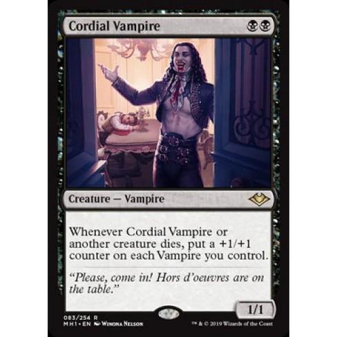 Magic The Gathering Modern Horizons Cordial Vampire