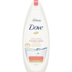 Dove Anti-Stress Micellar Water Mild & Gentle Body Wash - 22 fl oz