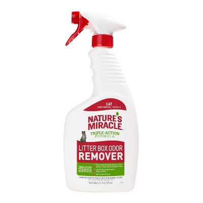 Nature's Miracle Litter Box Odor Remover for Cats