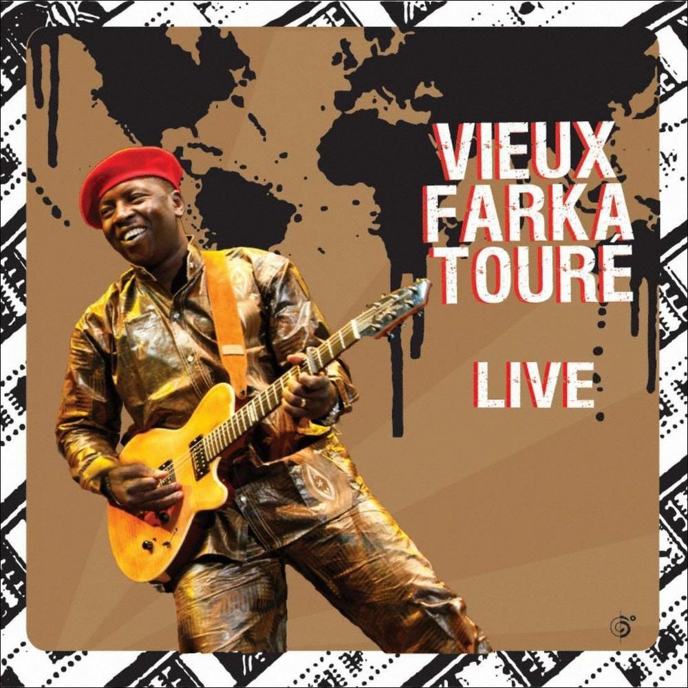 Vieux Farka Toure - Live (CD)