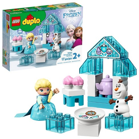 LEGO DUPLO Disney Frozen Toy Featuring Elsa and Olaf's Tea Party 10920 - image 1 of 4