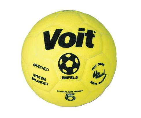 Voit Felt Indoor Soccer Ball  Size 4 - image 1 of 1