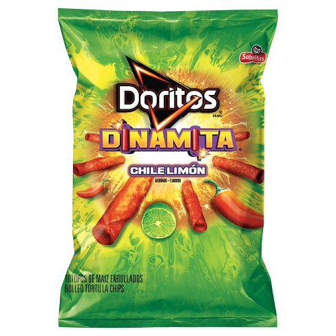 Image result for doritos dinamita chile limon