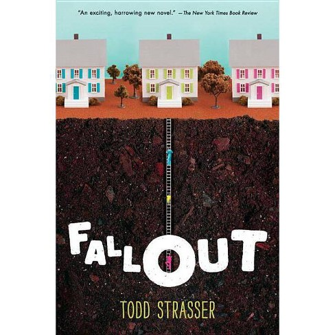 Fallout - by  Todd Strasser (Paperback) - image 1 of 1