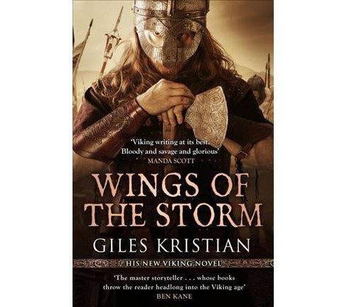 Wings of the Storm (Reissue) (Paperback) (Giles Kristian) - image 1 of 1