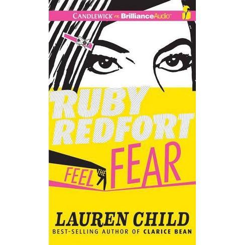 Ruby Redfort Feel the Fear - by Lauren Child (AudioCD)