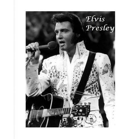 Elvis Presley - by  S Moore (Paperback) - image 1 of 1
