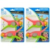 4pc Towel Clips - O2COOL - image 2 of 4