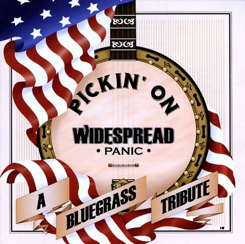 Various - Pickin on widespread panic-bluegrass (CD) - image 1 of 1