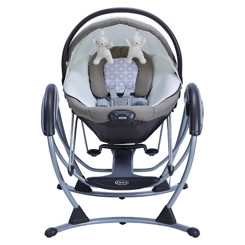 Graco Soothing Systems Swing Abbington Target
