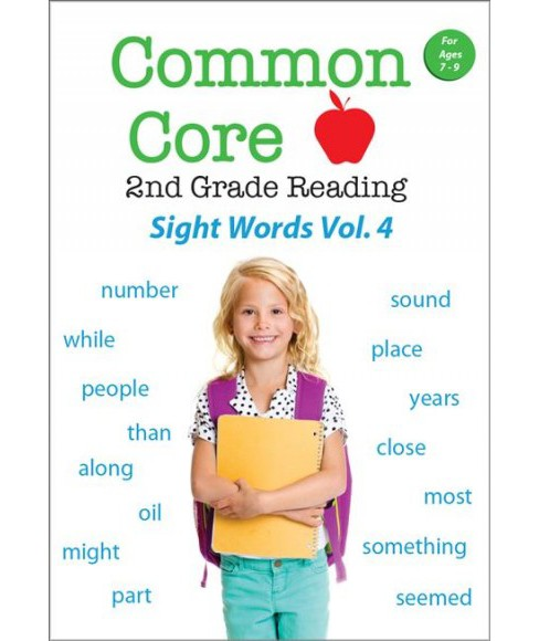 2nd Grade Reading Sight Words Vol 4 (DVD) - image 1 of 1