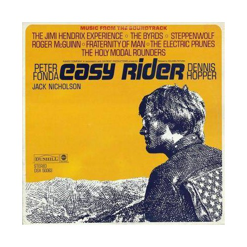 Various - Easy Rider (OST) (Vinyl) - image 1 of 1