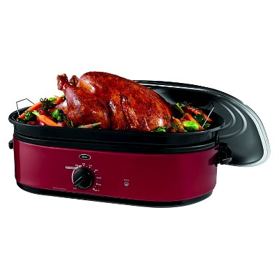 Oster® 18 Qt Roaster Oven - Red CKSTRS18-RSB-W