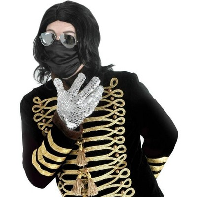 Elope King of Pop Costume Accessory Kit